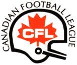 canadian football league emblem | Canadian Football League logo