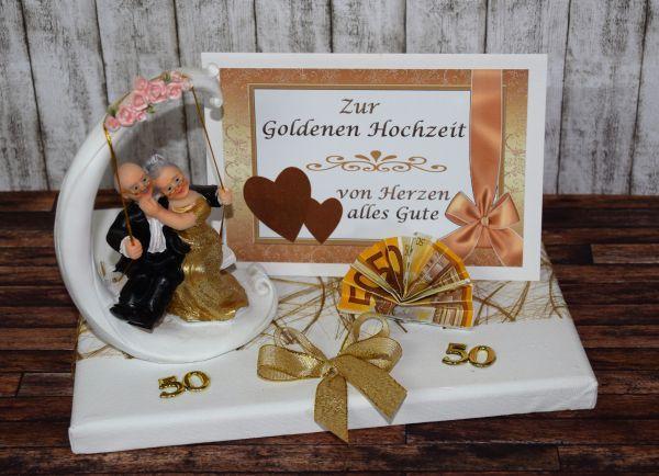 die 25 besten ideen zu geschenke zur goldenen hochzeit auf pinterest goldene hochzeit. Black Bedroom Furniture Sets. Home Design Ideas
