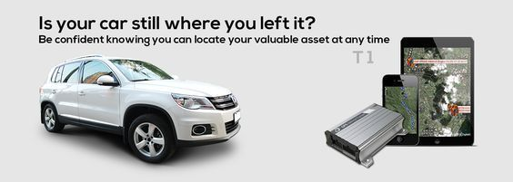 TrackMyasset Car GPS Tracking Device showing realtime locations of the vehicle