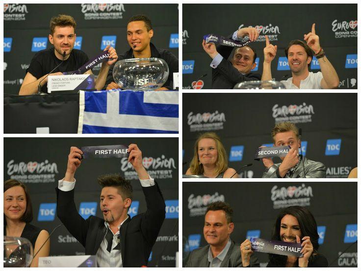 eurovision semi finals 2