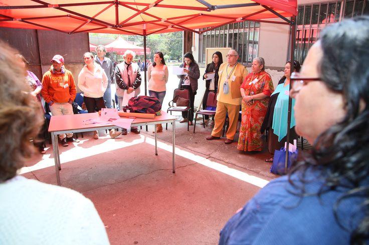 Integrantes grupo paine cabildo de participaci n social for Lo espejo 03450 san bernardo