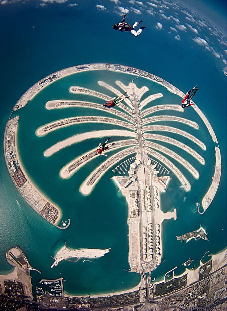 Palm Islands - Dubai