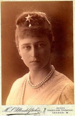 Grand Duchess Elizavetta Feodorovna sister of Empress Alexandra