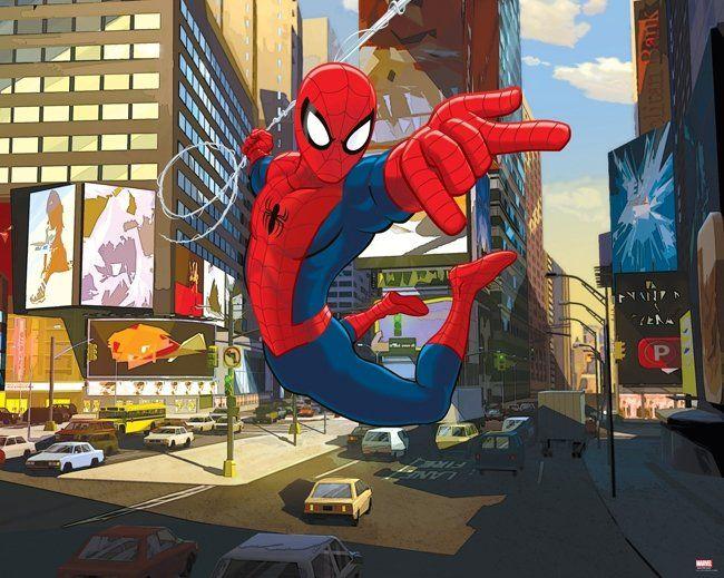 Fototapeta na ścianę - Spiderman - Dekoracje ścienne sklep DecoArt24.pl