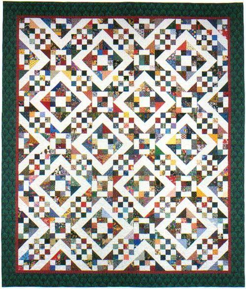 Sunny Lanes pattern