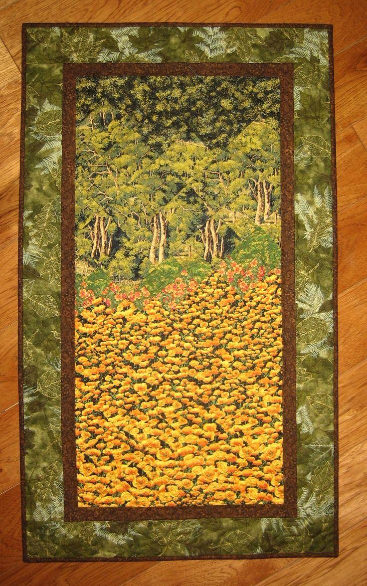 427 best Art quilts-landscapes images on Pinterest | Quilt art ...