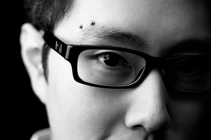 Eyebrow Piercing For Men ~ http://tattooeve.com/cool-eyebrow-piercing/ Piercing