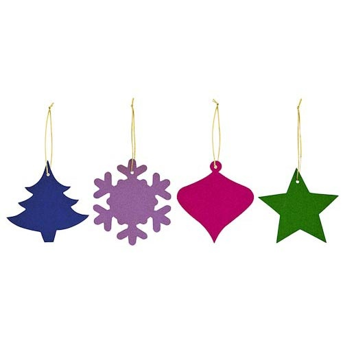 30 Pack Embossed Foil Gift Tags available in 3 colours   Poundland