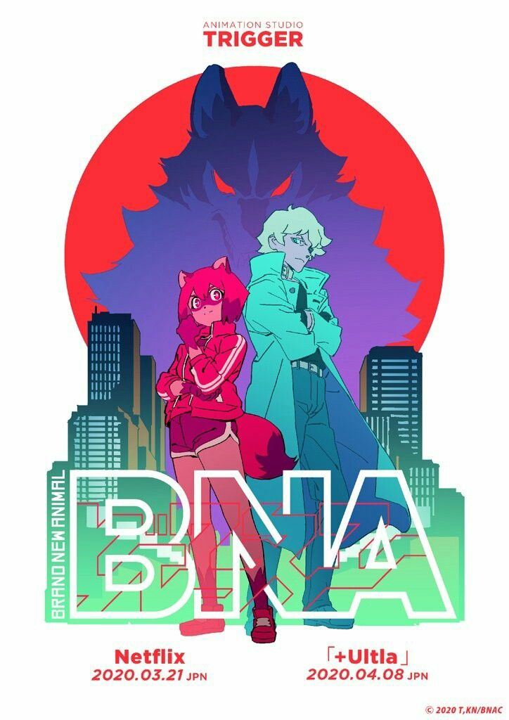 Bna Brand New Animal In 2020 Anime Furry Cute Couple Comics Furry Art
