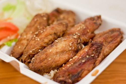 tebaya - japanese chicken wings | FoodLove | Pinterest