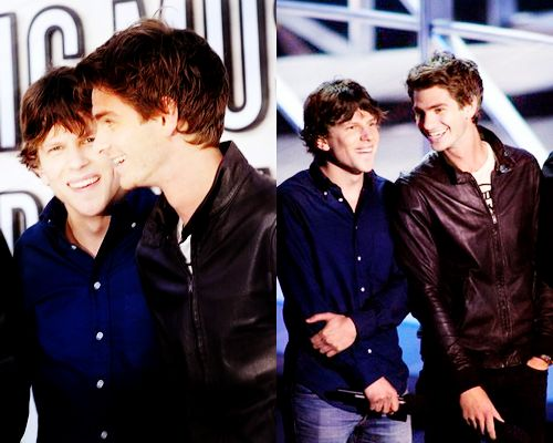 32 best images about Andrew Garfield Bromances on Pinterest