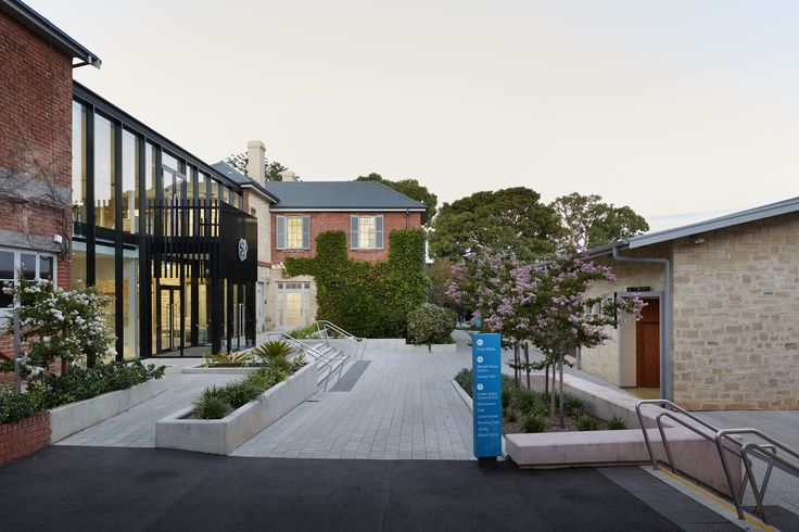 Wilderness School by Grieve Gillett Andersen Architects, Adelaide South Australia Photo: Sam Noonan