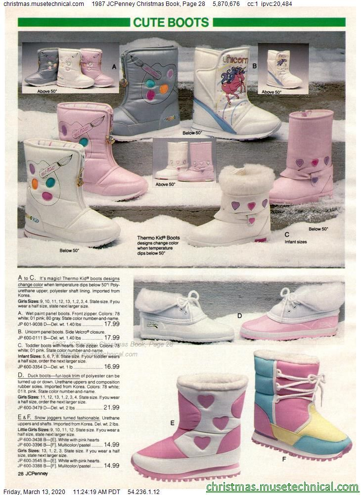 1987 JCPenney Christmas Book, Page 28