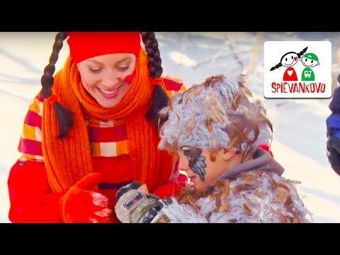 Padá sniežik - SPIEVANKOVO 2 - YouTube