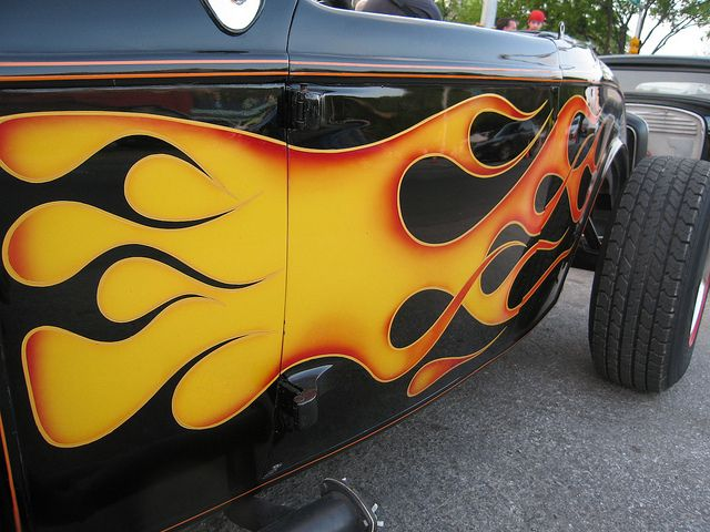 Cars >> Hot Rod Flames | Cars