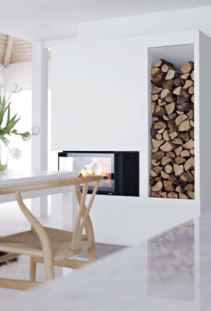 Fireplace, peis, Nordpeis, panama, living room, Stylizimo house