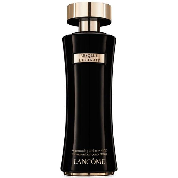 Lancome Absolue L'Extrait Serum, 1 oz (€375) ❤ liked on Polyvore featuring beauty products, skincare, face care, no color, lancome skin care, lancome skincare and lancôme