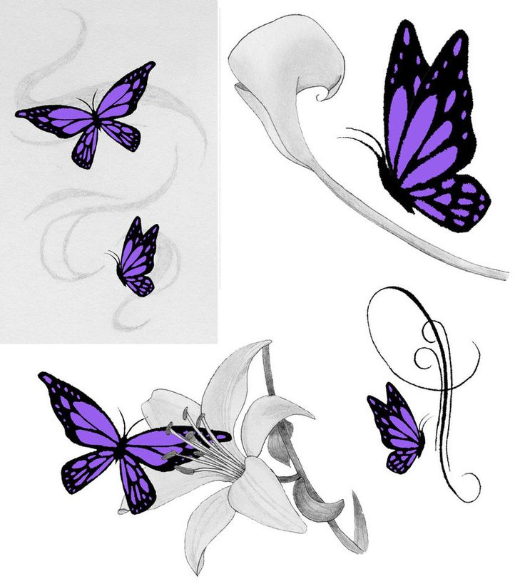 173 best Lupus Tattoos images on Pinterest   Butterfly ...
