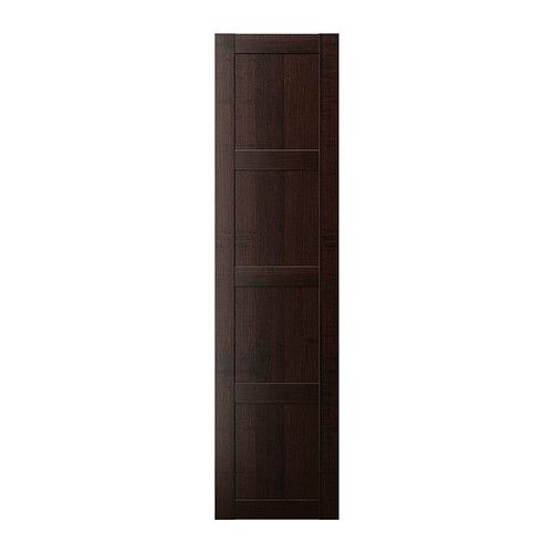 """IKEA - BERGSBO, Door, 19 5/8x76 3/4 """", , 10-year Limited Warranty. Read about the terms in the Limited Warranty brochure.</t><t>The door can be hung to open either right or  left."""