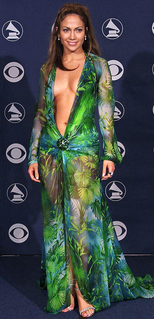 Jennifer Lopez Green Dresses Jennifer Lopez's maid ...