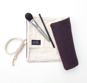 Make-up Brush Roll