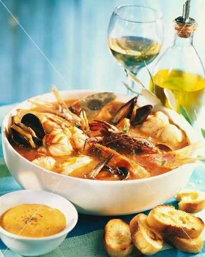 Bouillabaisse from Marseille