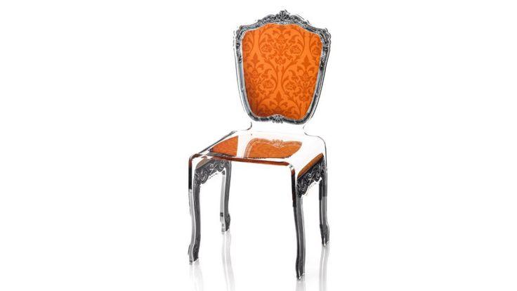 25 best ideas about chaise plexi on pinterest chaise for Chaise design plexi transparent