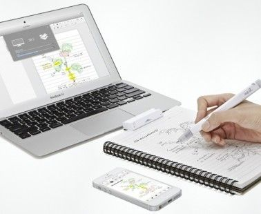 The Equil Smartpen Is Quite Possibly The Coolest Way To Take Your Notes
