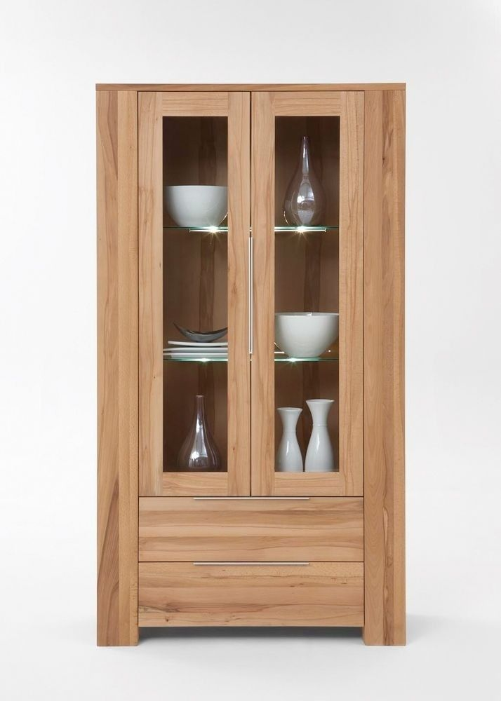 Vitrine Balder Holz Massiv Wildeiche 5482 Buy Now At