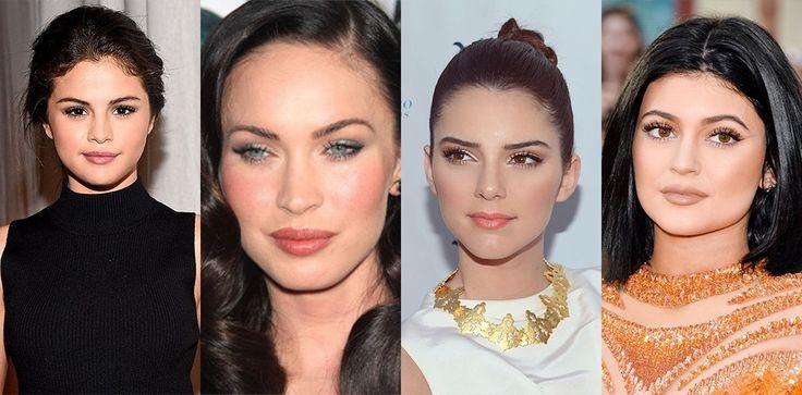 #Makeuptip: How To Contour Your Face Shape. #contouring #makeuptrick