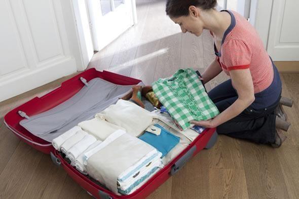 La partenza: come fare la valigia