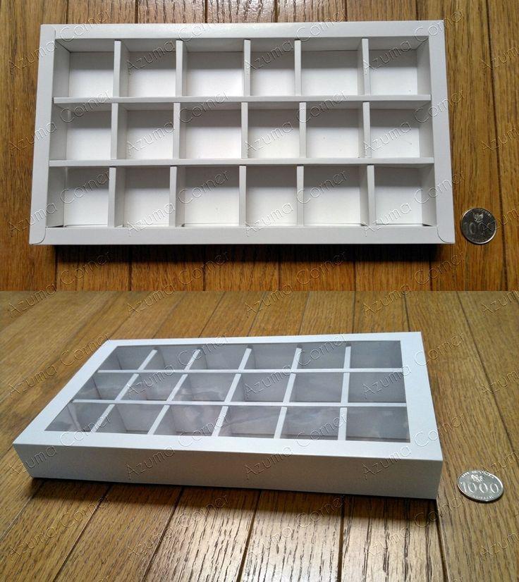 Box Cokelat isi 18 (6x3)