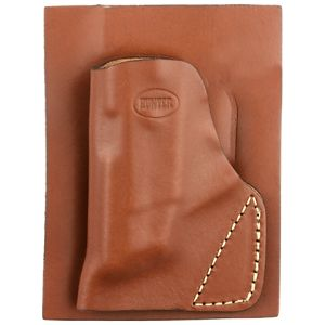 Hunter Company Leather Pocket Holster - Brown - Taurus TCP