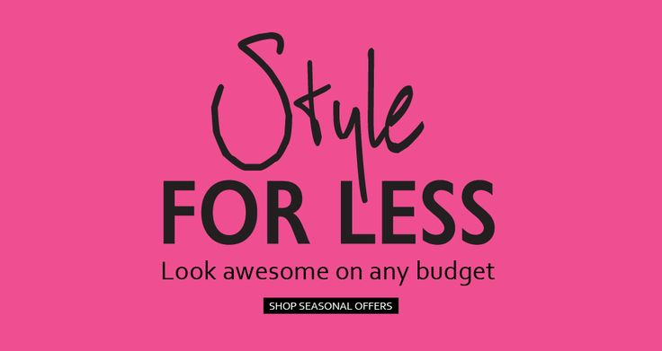 Shop for less! #BSB_FW14 #BSB_collection #STYLE