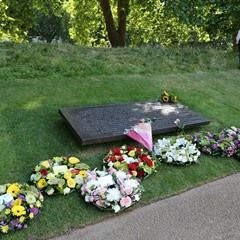12th anniversary of London bombing marked with floral tributes
