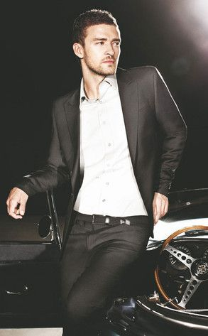 Justin Timberlake  2012 Givenchy Ads....never really was attracted to Justin, but he looks very good here!