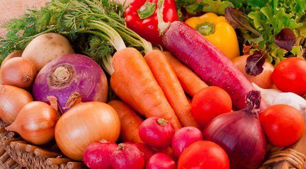 zdravé zelenina