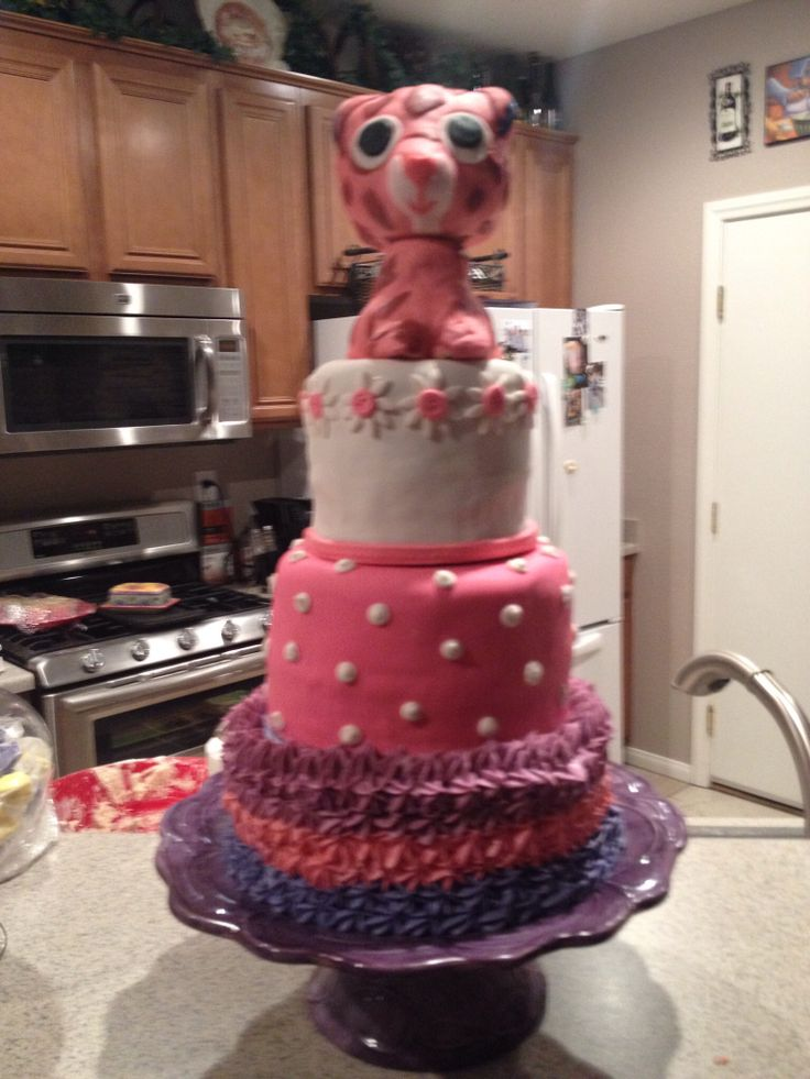 17 Best Images About Beanie Boo Cakes On Pinterest