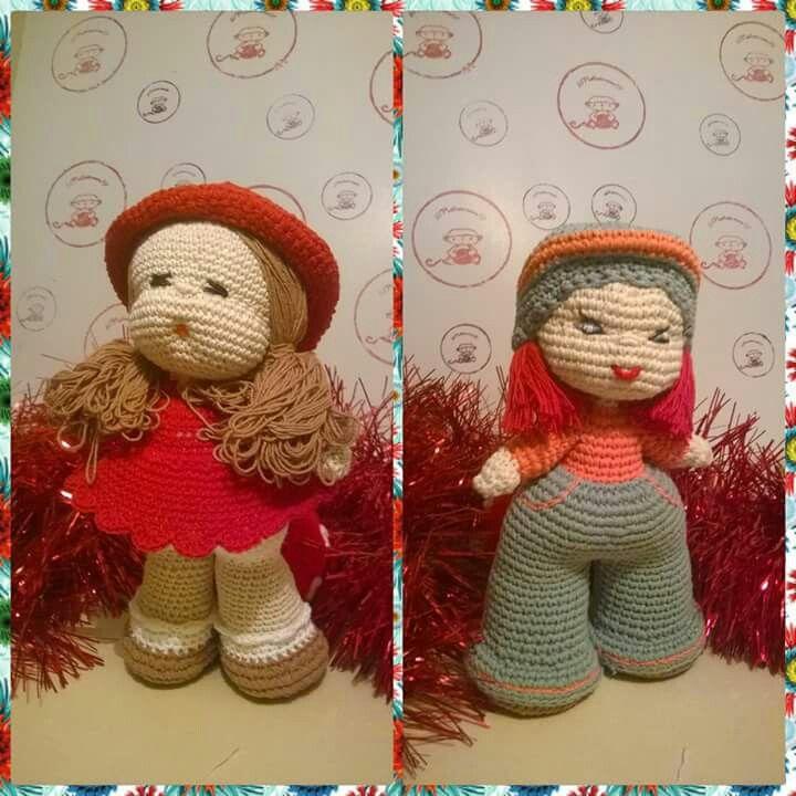 Dolls by Vuelvete mono Facebook Vuelvete mono Instagram @Vuelvete mono