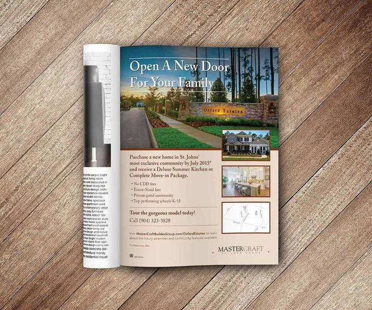 Luxury Homebuilder Website Design, SEO, And Graphic Design