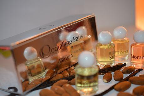 Coquillete Paris, Échantillons, mini collection