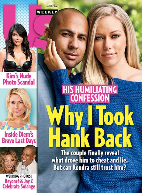 Kendra Wilkinson on Why She Took Hank Baskett Back: Joint Interview - Us Weekly