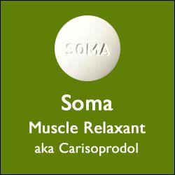 why is soma abuse drug list