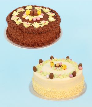 9 inch Easter Layer Cakes