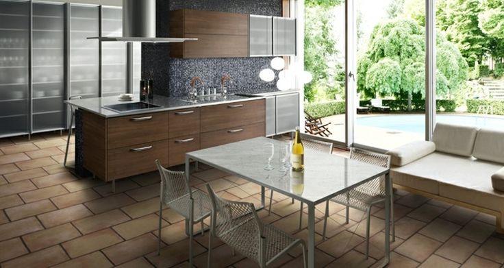aménagement de cuisine avec ambiance zen et intérieur design