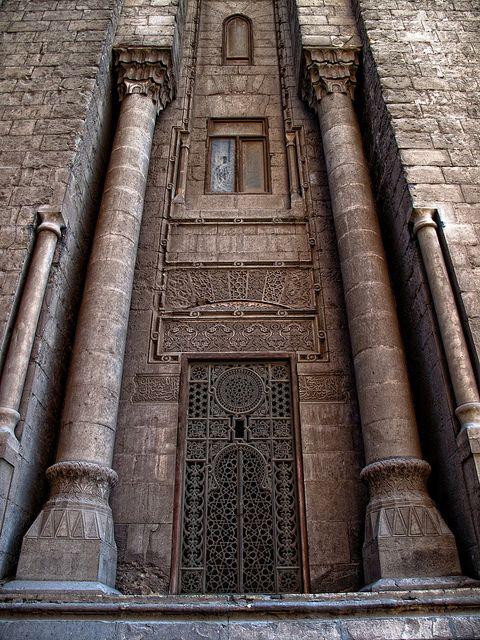 Al-Rifa'i Mosque, Cairo, Built between 1869 and 1912.