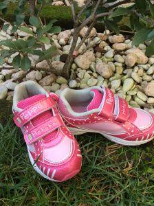 scarpe per bambine FP Sport