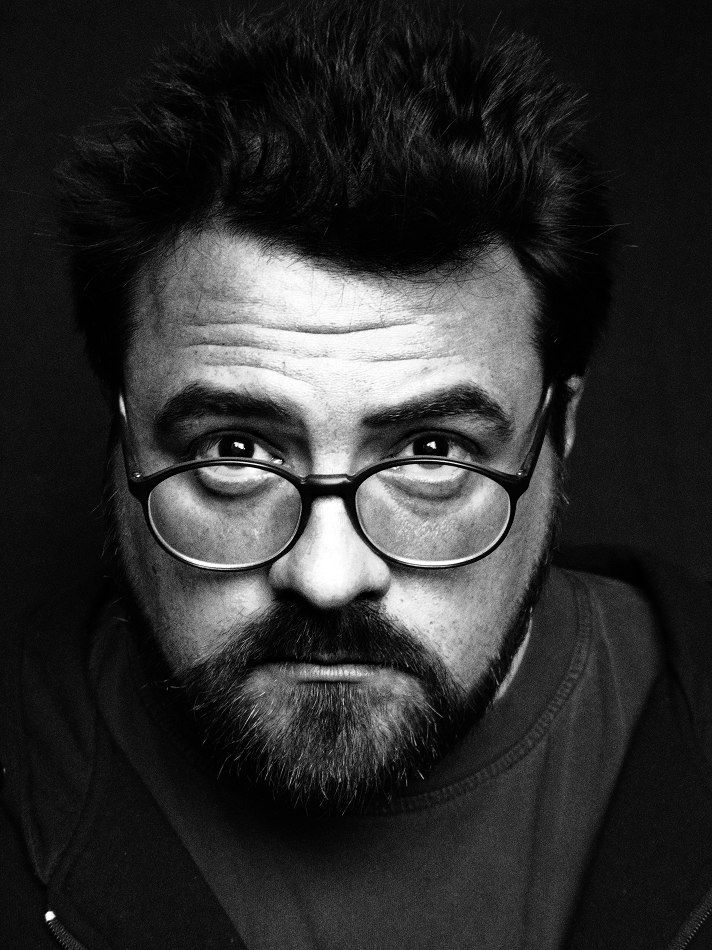 """Kevin Smith is a hero in the """"nerd"""" community, and I hope that"""