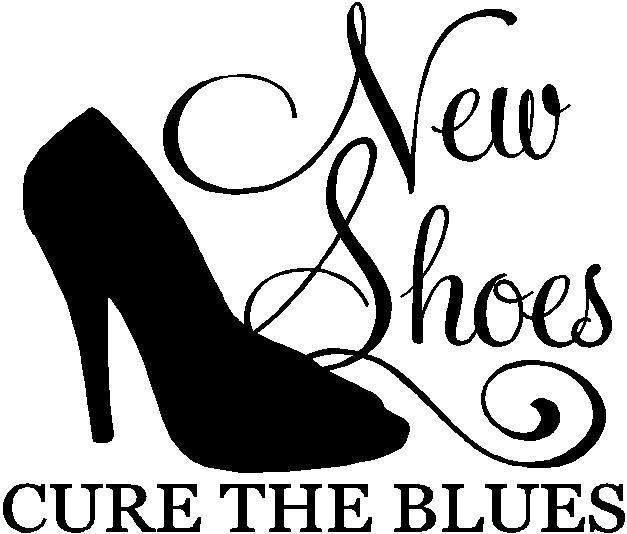 New Shoes: Retail Therapy, Style, Truths, Shoes Cure, So True, Shoes Quotes, New Shoes, True Stories, Shoes Shoes
