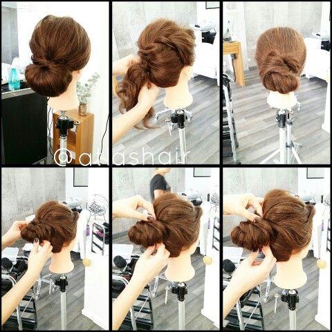 Educating Insalon hair